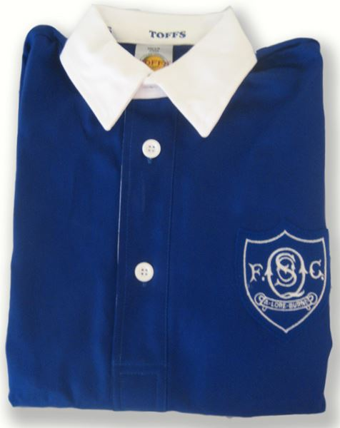 Picture of 1950's football top