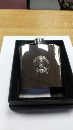 Picture of Engraved Flask