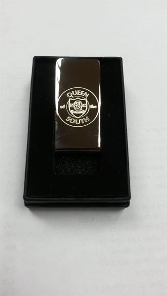 Picture of Engraved Money Clip
