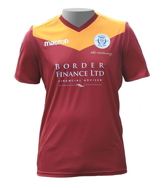 Picture of 18/19 Centenary Away Replica Top