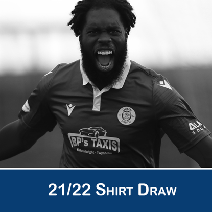 Picture of 21/22 Shirt Sponsorship Draw