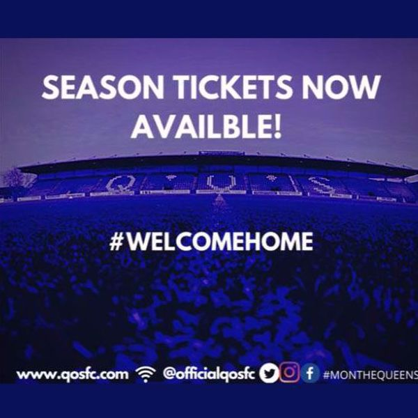 Picture of 2021/22 Season Tickets